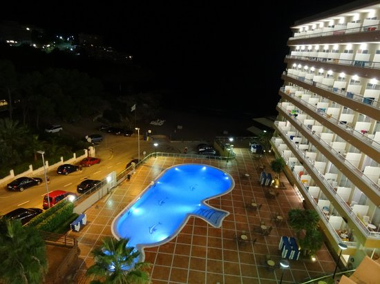 Cala Font Hotel: Night