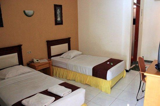 Rosali Hotel: Standard room.