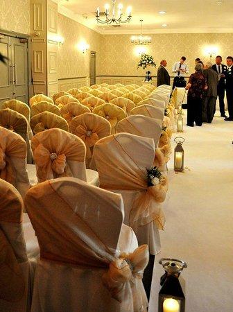 Mottram Hall: Ceremony Room