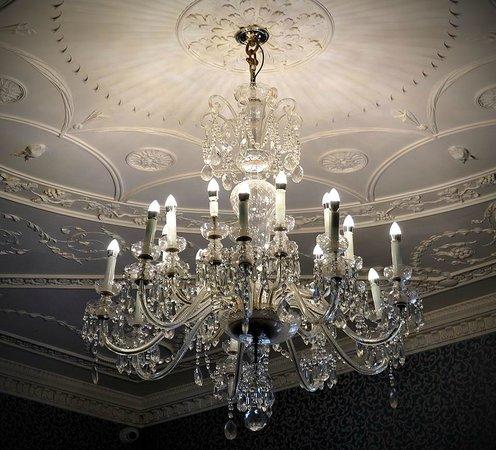 Mottram Hall: Beautiful refurb
