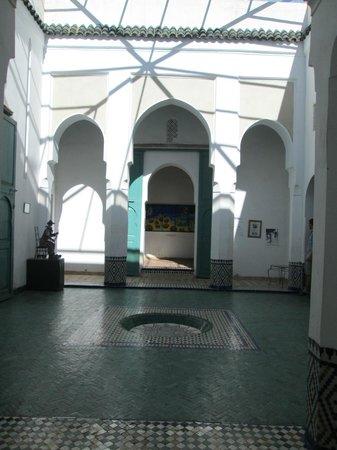 Museum of Marrakesh: Antiga cozinha