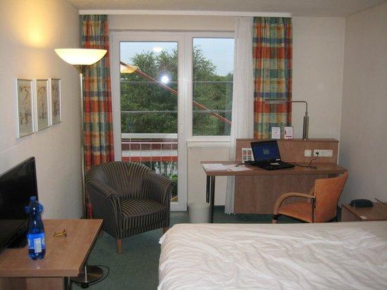 Rheinsberg am SeeHotel: Zimmer 001