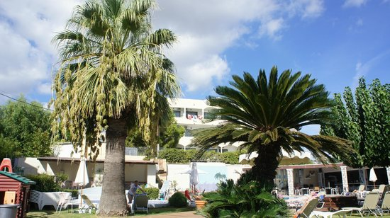 Venezia Resort : территория