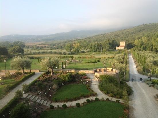 Villa Baroncino: Baroncino from the wedding suite