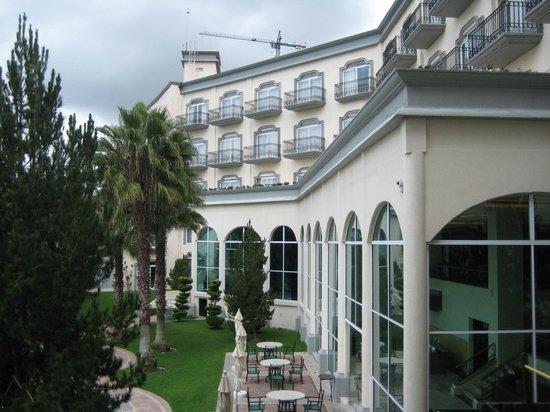 Camino Real Puebla Angelopolis: Hotel