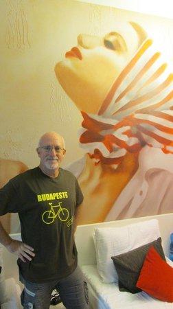 Bohem Art Hotel : Twin room...........