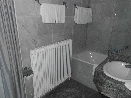 Hotel Erzgiesserei Europe: bathroom