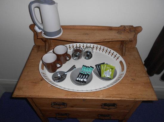 Barton House : tea tray