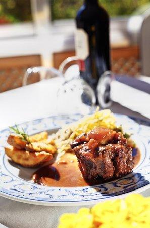 Restaurante Alameda: Rabo de toro