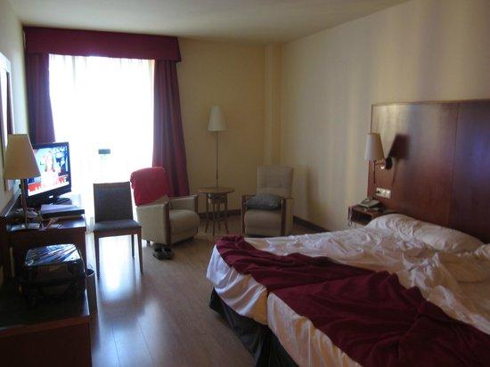 Vincci Ciudad de Salamanca : habitación