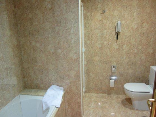 Vincci Ciudad de Salamanca : baño