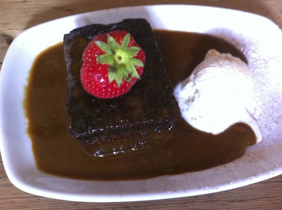 Telford's Warehouse: Pud!
