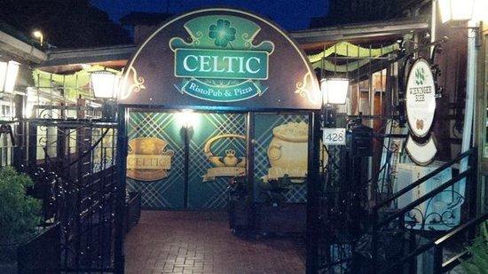 Celtic: Ingresso