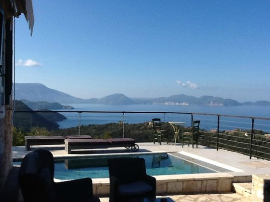 Ranzo Ionio: Our private pool