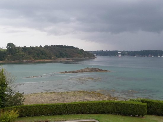 La Villa Côté Mer : vue de la suite