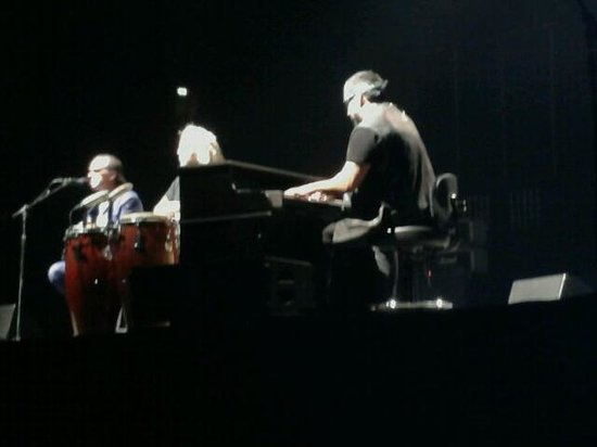Manchester Arena: Joe Bonamassa acoustic set