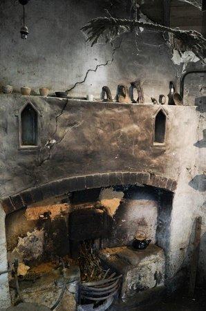 Fireplace Leach Pottery
