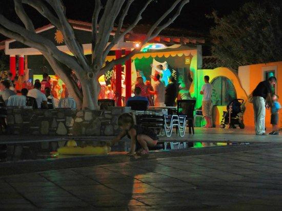 Hotel Atlantis : Minidisco