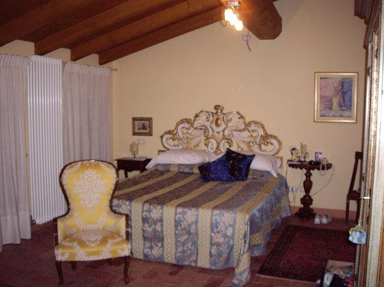 Agriturismo Delo Relais: A Junior Suite Double room