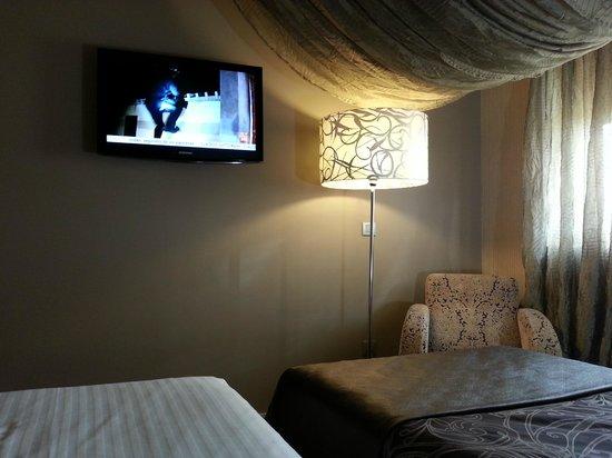 Hotel AF Pesquera: Habitación individual