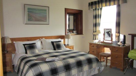 Inveran Lodge: Notre chambre lors de notre séjour.