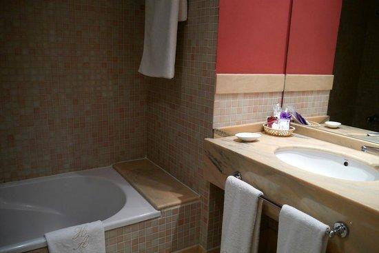 Hotel Anacapri: バスルーム
