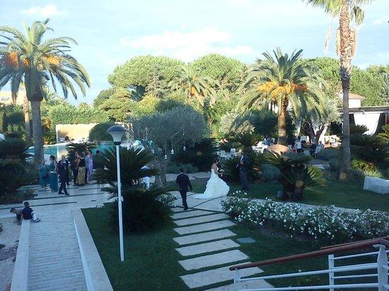Esplanade Boutique Hotel, BW Premier Collection: Свадьба в отеле Esplanade