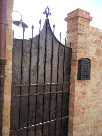 Casa Moricciani: Gate to heaven