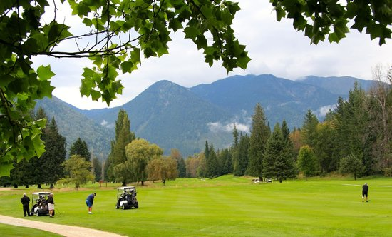 Kokanee Springs Golf Resort: The course at Kokanee
