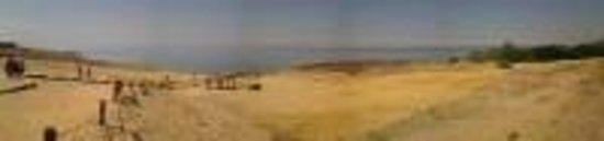 Dead Sea Spa Hotel: Dead Sea Spa Beach view
