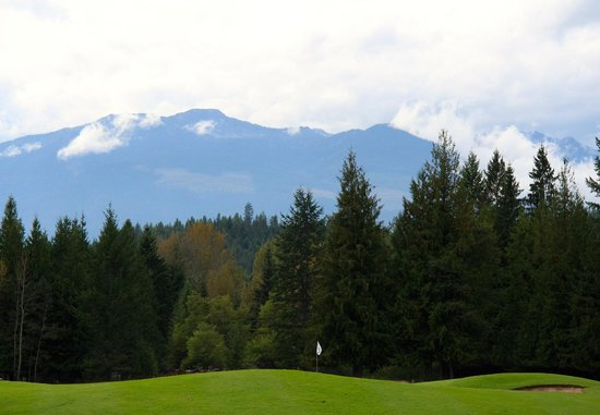 Kokanee Springs Golf Resort: The course at Kokanee.