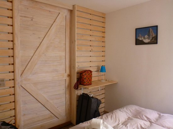 Dominica Hostel: 部屋の中
