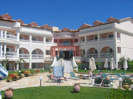 Ionion Blue Hotel: Nice Hotel
