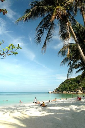 Baan Family: La plage