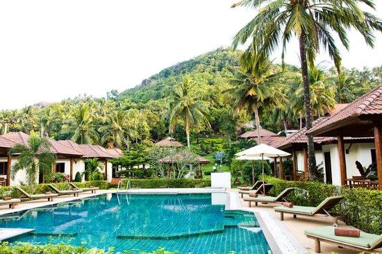 Baan Family : la piscine