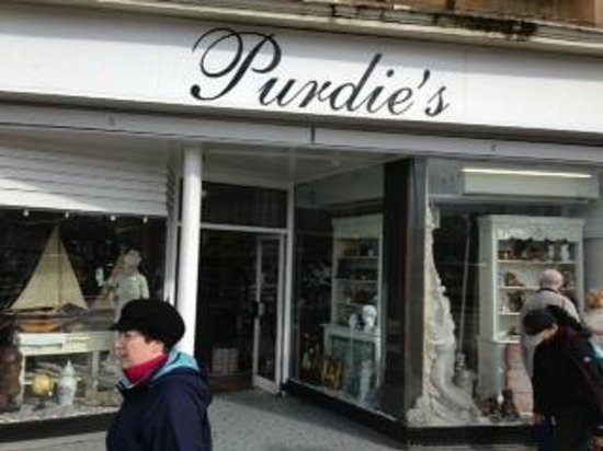 Purdie's of Oban: Purdies of Oban