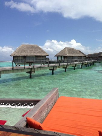Club Med Kani: View from Manta Lounge