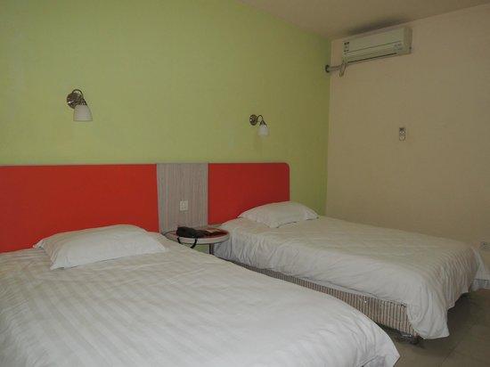 Motel 168 (Shanghai Shuansha Road)