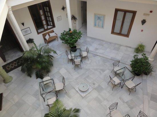 Casa Grande : Atrium area