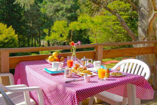 Best Western La Gentilhommiere : Le petit déjeuner de l'hôtel