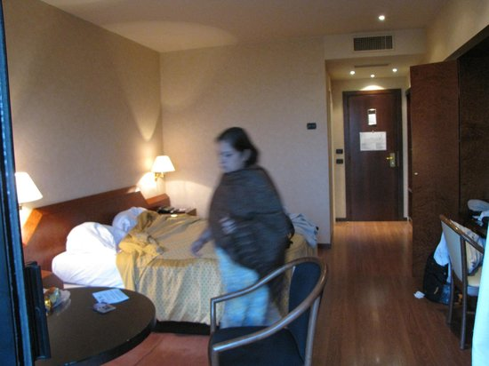 Grand Hotel San Marino : inside room