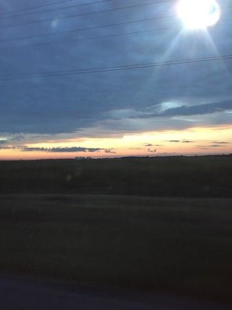 North Beach: sunset
