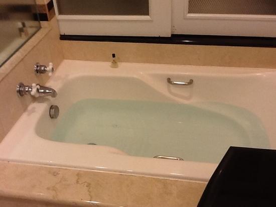 Royal Orchid Guam Hotel: 水が出ない。温度調整の出来ない。今、熱くて入れない風呂