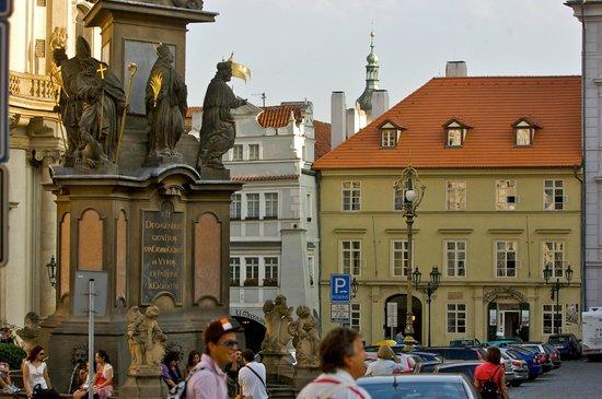 Old Town Square Apartments Prague Tripadvisor