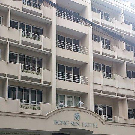 Bong Sen Hotel Saigon: 外観