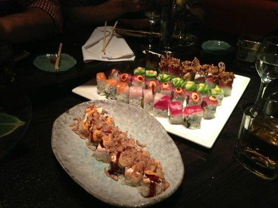 Sushisamba : Sushi