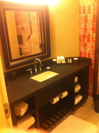 Loews Vanderbilt Hotel: Bathroom