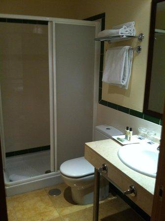 Hotel T3 Tirol : bagno
