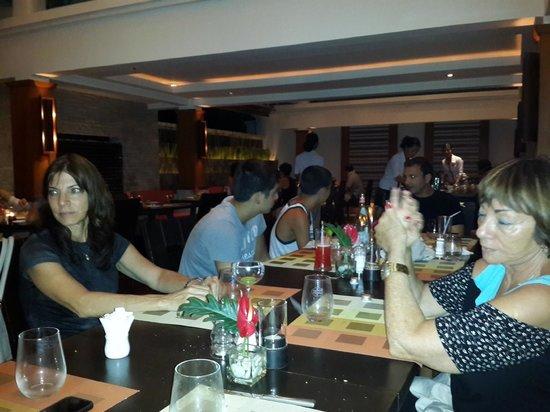 Prego Italian Restaurant: Italian night in Kho Samui