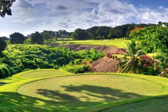 Saint James Parish, Barbados: Golf Course Royal Westmoreland Barbados